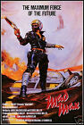 Mad Max FRIDGE MAGNET Mel Gibson Magnetic 6x8 Movies Poster CANVAS Print photo
