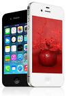 Apple iPhone 4 3G Smartphone (Verizon Only), 8GB 16GB 32GB Black White