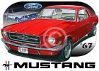 1967 Mustang Coupe Cartoontees Mens T-shirt 7060 FORD NWT