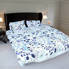 New Duvet Cover with Pillow Case Quilt Cover Bedding Set Double King 150 Thread