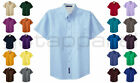 Port Authority S508 Men Short Sleeve Easy Care Shirt Button Down Shirt