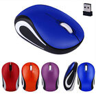 Mini 2.4 GHz 2000 DPI USB Wireless Mouse Optical Ottico Mouse Per PC Laptop PC