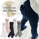 "Vaenait Baby Korea Kid Girl Tights Bottom Trousers Socks ""Milky frill 5set"" 1-2T"