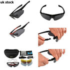 RockBros Cycling Ride Outdoor Polarized Glasses Sunglasses Goggles 5 Lenses New