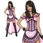 Ladies Brothel Babe Western can can girl dressing up costume adult outfit sexy