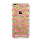 Fruit Pineapple Banana Soft Silicon Transparent Case Cover For iPhone 4/5/6 S