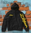 sweatshirt sweatshirt ZILDJIAN GUITAR BOTTOM DRUMS MUSIC