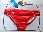 Mizuno Men's pvc rubber Water Polo suit Trunks briefs swimsuit speedo leather