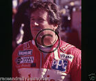 Colour Photo Mario Andretti Caesars Palace 1984 Indy Car CART