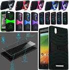 [ NP ARMOR ] Tempered GLASS Screen Protector and Phone Case For ZTE Zmax / Z970