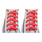 2 Pairs Flat 27*,36*,45*,54*,63* Athletic Sports Sneaker Coral Shoelace Strings