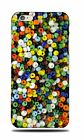 BEADS BUTTON WALLPAPER HARD CASE COVER FOR APPLE iPHONE 6 PLUS / 6S PLUS