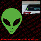 ALIEN UFO I BELIEVE Vinyl Decal DIE CUT/Phone/Bumper Car Window Space FY007 $2.25 USD on eBay