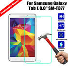 Premium Tempered Glass Screen Protector Cover For Samsung Galaxy Tab E 8.0 T377