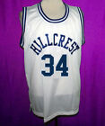RAY ALLEN HILLCREST HIGH SCHOOL JERSEY BASKETBALL SEWN NEW ANY SIZE XS - 5XL
