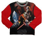 Star Wars Langarmshirt Macht erwacht Jungen langarm Shirt force awakens Kinder