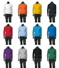 New Mens Plain Heavy Cotton Hoody 12 Colours.(Sz) XS~XL