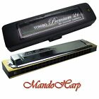 Tombo Tremolo Harmonica - Premium 21 (SELECT KEY) NEW
