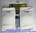 "Adams YOUTH Kids 6"" Football Elbow Pads (Sold by the Pair!) White, JR-KE-8  NEW!"