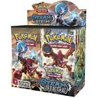 POKEMON TCG XY STEAM SIEGE BOOSTER SEALED BOX - ENGLISH - IN STOCK!