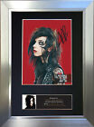 ANDY BIERSACK Black Veil Brides Signed Autograph Mounted Photo Repro Print 530