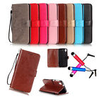 Fashion Slim Flip Stand Card Slot Wallet Leather Case Cover For HTC 626 Phone