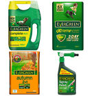 EVERGREEN LAWN CARE RANGE LAWN FOOD TURF GRASS FERTILISER VARIOUS PRODUCTS