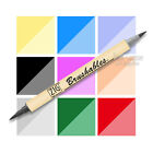 Twin Tip Brush Pen, choice of colours, 2 tones from one pen, Zig Brushables