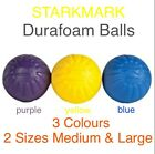 Starmark Durafoam Ball ~ 2 Sizes Medium or Large ~ 3 Colour Choices