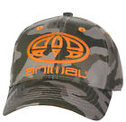 ANIMAL NEW Boy's Snapback Cap Camo Bonassola BNWT