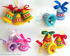 088 Knitting Pattern Christmas, Easter Bells Decor - Toy Amigurumi Zabelina Ebay