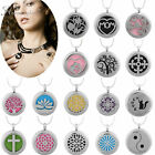 Fragrant Aromatherapy Diffuser Necklace For Young Living Essential Oils Pendant