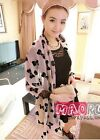 Fascinating Polychrome Chiffon Long Soft Scarf Wrap Shawl Stole Free Shipping
