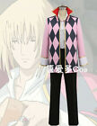 Howl's Moving Castle Howl Cosplay Kostüm Halloween Costume full set