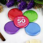 Personalised 50th Birthday Party Badge | Pin Style | 5cm Badge
