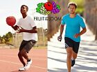 T-shirt PERFORMANCE Uomo FRUIT OF THE LOOM in POLIESTERE Manica Corta Sport Men