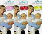 Baby Sling Wrap Carrier Infant Breastfeeding up to 24 Month Machine Washable