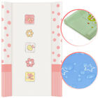 Changing mat with fixed Document 50x80cm Bed Pad Baby bed Pad Cha