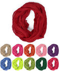 The Solid Viscose Infinity Scarf (LS4310IF)