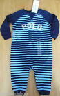 Ralph Lauren baby boy babygro all-in-one romper coverall 3-6-9 m BNWT designer