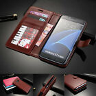 Luxury Leather Wallet Card Flip Case Cover Holder For Samsung Galaxy Serise