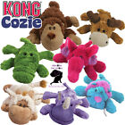 KONG Cozies cute soft cuddly plush toys Squeak help entice play Fetch or comfort