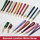 New Replacement Genuine Leather Wrist Strap for Clutch Wristlet Purse Pouch