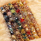 Top Headwear Women Korea Fashion Crystal Rhinestone Barrette Hair Clip