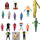 Halloween Spandex Body Suit Costumes (Choose Your Character) Movie TV