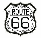 Rt 66 Route 66 Sticker Decal Made In The Usa D2878