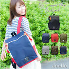 Anello AT-B1224 New FLAP COVER RUCKSACK Backpack School Bag - Many Colors