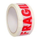 ROLLS OF FRAGILE CARTON SEALING PACKAGING PACKING PARCEL TAPE 48MM X 66M