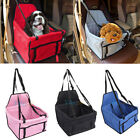 Home Folding Dog Booster Bag Cat Puppy Pet Car Seat Carrier Safety Belt Cover