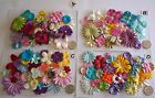 SCRAPBOOKING NO 422 - 22 PAPER PRIMA FLOWERS - 4 MIXED PACKS AVAILABLE